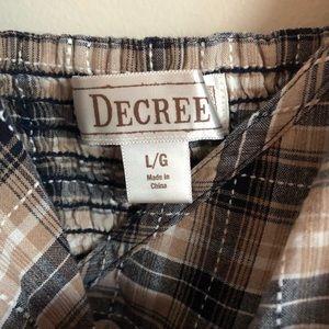 Decree Tops - Decree Plaid Western Tank Top
